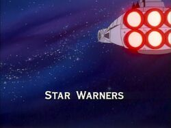 Star Warners title card