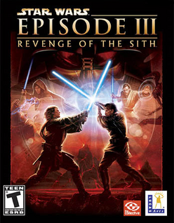 Star Wars Episode III cover