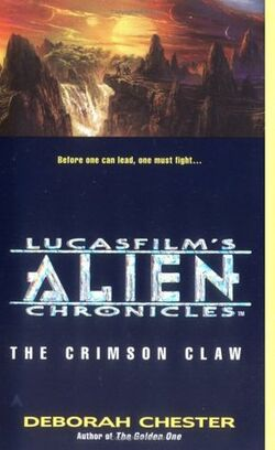 Alien Chronicles-The Crimson Claw