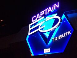 Captain EO Sign