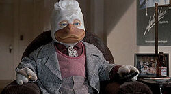 Howard the Duck screenshot