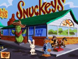 Snuckeys