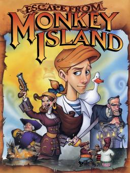 File:Escape from Monkey Island artwork.jpg