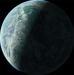 Naboo Planet