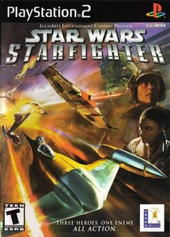 Starfighter cover