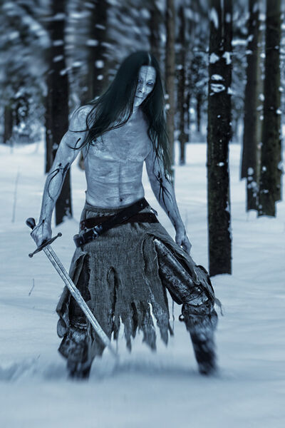 White Walker Wights