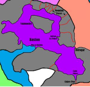 Kingdom of Antiva - Maps