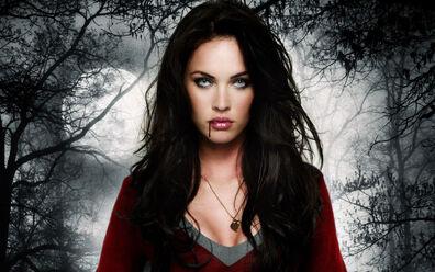 Girls Models Models M Vampire Megan Fox 023740