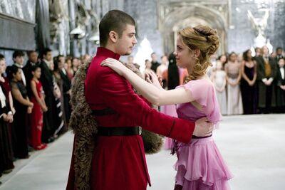 Hermione Granger Yule Ball