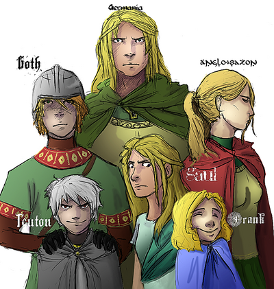 Germanic Tribes