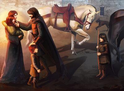 Theon Greyjoy captured