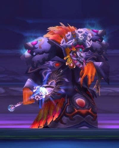 Talon King Arakhora