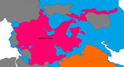 Kingdom of Taraban - mAP