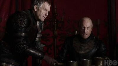 Keven and Tywin