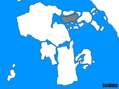Sardinia - Maps
