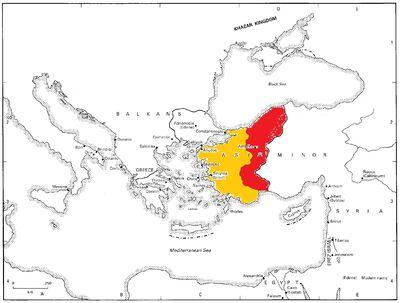 Ostrogoths and Turks