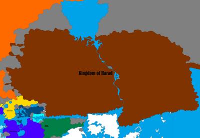 Harad - Political - Smaller