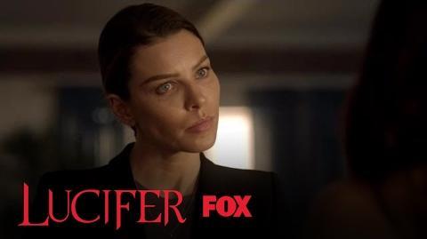 Chloe Tells Maze They Should Expand Their Friend Circle Season 2 Ep. 16 LUCIFER