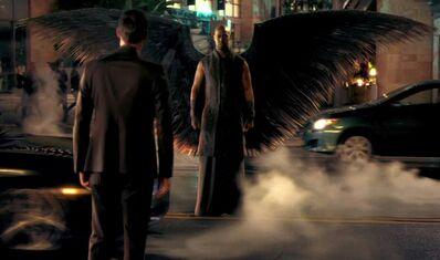 101 Amenadiel wings