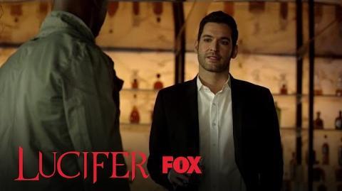 Lucifer Tells Amenadiel About God Johnson Season 2 Ep. 16 LUCIFER