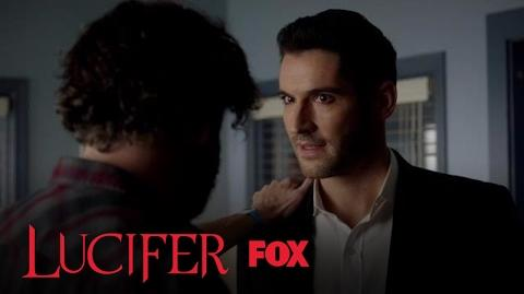 Lucifer Meets God Johnson Season 2 Ep. 16 LUCIFER