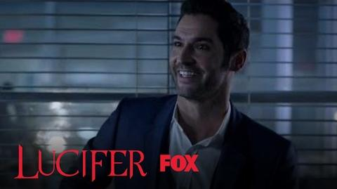 Crime Solving Devil Lucifer Morningstar Season 2 LUCIFER