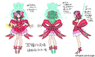 Tamaki x Venus (Art Design)