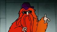 S1 E7 hairy Bearded man