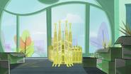 S1 E1 toothpick replica of La Sagrada Família