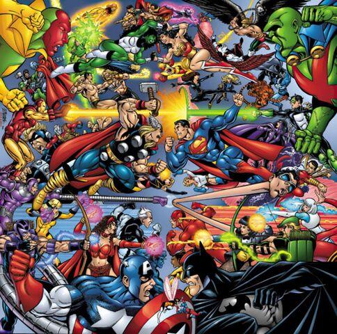 File:Marvel Comics VS Detective Comics.jpg