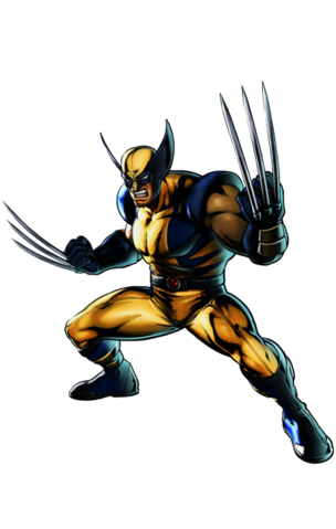 File:Ultimate Marvel vs. Capcom 3 - Marvel Comics Characters - Wolverine.png
