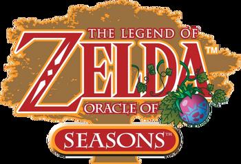 The Legend of Zelda - Oracle of Seasons - Logo