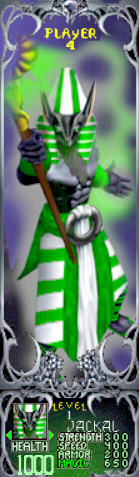 File:Gauntlet Dark Legacy - Green Jackal (Player 4).png