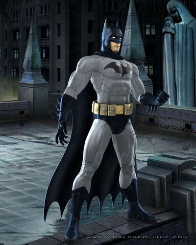 Mortal Kombat vs. DC Universe - Detective Comics Characters - Batman