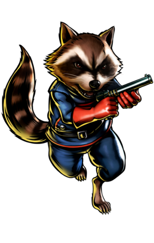 File:Ultimate Marvel vs. Capcom 3 - Marvel Characters - Rocket Raccoon.png