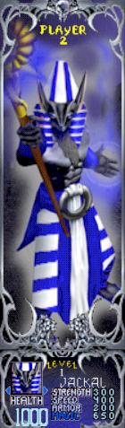 File:Gauntlet Dark Legacy - Blue Jackal (Player 2).png