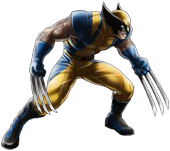 File:Marvel Avengers Alliance - Wolverine (Yellow & Blue).png