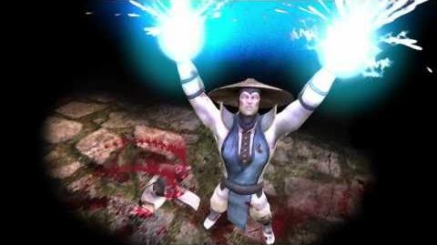 Mortal Kombat (2011) - Raiden