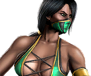 Mortal Kombat - Ladder Images - Jade