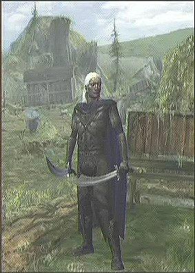 Baldur's Gate- Dark Alliance II - Drizzt Do'Urden