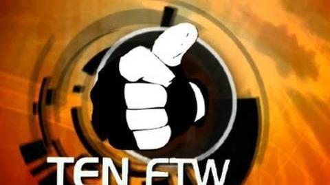 Ten FTW - Top 10 Ninjas in ALL of Gaming