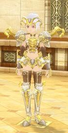 Aries Zodiac Armor (F)