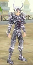 Capricorn Zodiac Armor (M)
