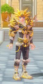 Leo Zodiac Armor (M)