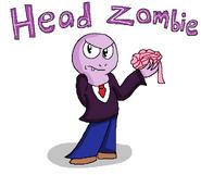 Head Zombie, seccond in command