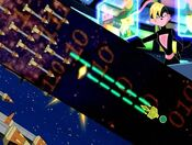 Loonatics asteroids game