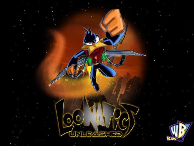 File:Loonatics Unleashed Danger Duck.jpg