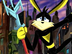 Loonatics ace
