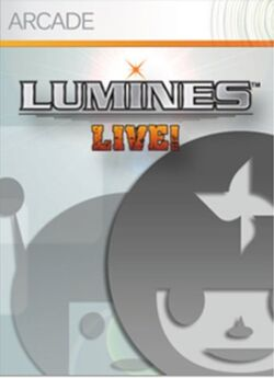 Lumines-live!