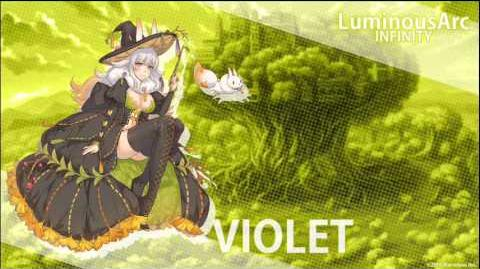 Luminous Arc Infinity Track 14 La verite est obscurite (Violet)